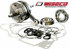 BRAND NEW WISECO SUZUKI RM 125 2004 - 2014 CRANK SHAFT BEARINGS GASKETS & SEALS