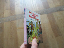 BIBLIOTHEQUE ROSE DAVY CROCKETT les peaux rouges tom hill 1986 01