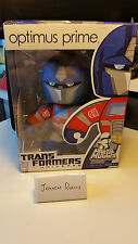 Optimus Prime Hasbro Mighty Muggs Figure Statue