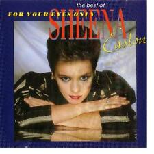 Sheena Easton - For Your Eyes Only (The Best Of Sheena Easton) / EMI CD 1989