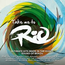 Take Me To Rio(Ultimate Hits Made In The Iconic So (2016) -- CD  NEU & OVP
