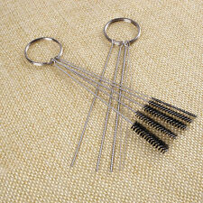 Car Motorcycle Carburetor Carbon Dirt Jet Remove Cleaning Needle Brush Tool Set