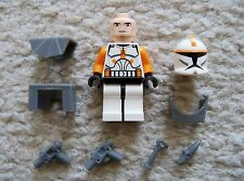LEGO Star Wars Clone Wars - Rare - Original Commander Cody - Excellent - 7676