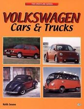 Volkswagen Cars and Trucks by Keith Seume (2002, Paperback)