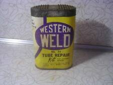 Vintage Western Weld Tube Repair Kit No 35-Western States Mfg Co Sioux City IA