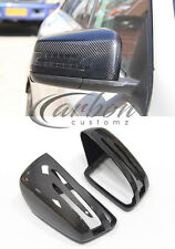 Mercedes C-Class AMG - E-Class W212 10-14 Carbon Fibre Wing Mirror Covers A45