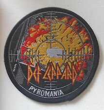 Def Leppard - Pyromania - Woven Patch