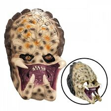 Predator 3/4 Mask Child Boys Latex Vinyl Halloween Costume Accessory New