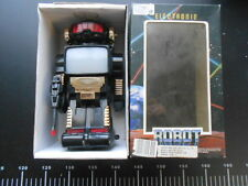 Vintage Battery Operated Bump N Go Super TV Robot Horikawa Lambda Electronic
