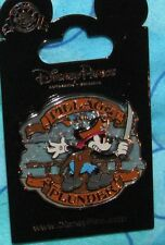 Disney CARD PIN Mickey Mouse Pillage and Plunder 101236