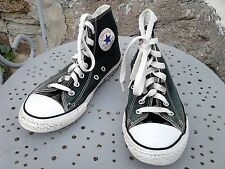 CONVERSE  ALL STAR   NOIRES  Taille 34
