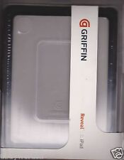 Griffin Reveal Apple iPad Slim Cover Case iPad 1st generation Hard Shell GB01619
