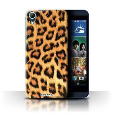 Stuff4 Hülle/Case für HTC Desire 626G+/Leopard/Tierpelz Muster