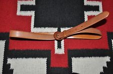 Ralph Lauren Collection Purple Label Made in Italy Fashion Leather Belt M