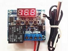 NEW Digital thermostat Temperature Controler 12V +sensor