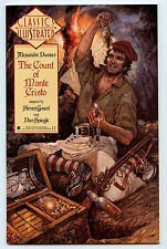 Berkley Classics Illustrated Count of Monte Cristo mint copy 1990