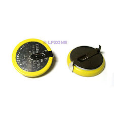 Li-ion Rechargeable LiR2450 LIR 2450 Coin Cell Battery w/VDY2