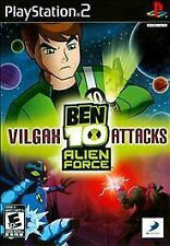 Ben 10 Alien Force: Vilgax Attacks - PlayStation 2