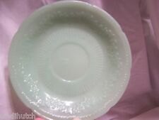 Vintage Beautiful Fire King Jadite  Jadeite Glass Alice (1944-49) Saucer