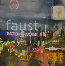 """FAUST - PATCHWORK - SIGNIERT!!!  12"""" LP (M481)"""