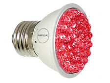 Genuine New RubyLux ALL RED LED Bulb - Size Small