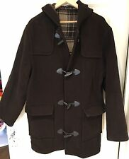 Men's Brown Duffel coat size L