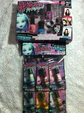 Ghoulicious Monster High Gift Set Lip Balm Nail Polish Set Teen Preteen Young Ad