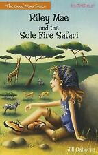 Riley Mae and the Sole Fire Safari Faithgirlz / The Good News Shoes