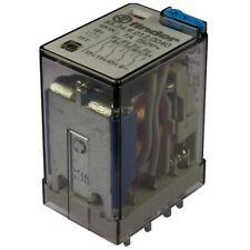 Finder 55.34.9.012.0040 Relais 12V DC 4xUM 7A 250V AC Relay Steck Print 069578