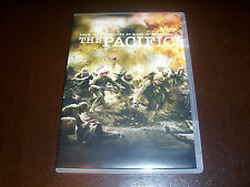 THE PACIFIC Disc One Band of Brothers Pearl Harbor Guadalcanal WW II HBO DVD