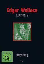 EDGAR WALLACE Edition 07 MÖNCH MIT DER PEITSCHE Blackwood Castle SOHO 4 DVD Box