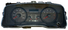 2008 Ford Crown Victoria Police/Taxi Instrument Cluster