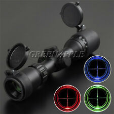 Telescopic Sight SNIPER 3-9x32 Gun Sight Rifle Hunting Scope LLL Night Vision