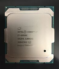 Intel Core i7-6950X 25M Broadwell-E 10Core 3.0GHz LGA 2011-v3 140W warranty 2020