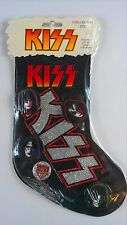 KISS Army Collector Set 5 Buttons Sticker Patch Gift Xmas Cardboard Stocking