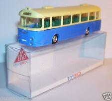 MICRO TOY EKO TOYEKO HO 1/86 1/87 BUS CAR AUTOBUS CHAUSSON METZ NANTES 2117