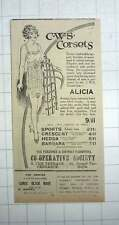 1925 Cws Corsets, alicia Unbreakable Steel Ensure A Comfortable Support