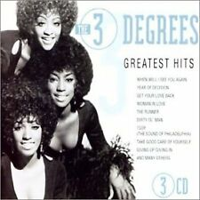 Greatest Hits [Goldies] [The Three Degrees] [3 discs] New CD