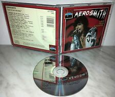 CD AEROSMITH - LOVE IN A ELEVATOR - LIVE IN SWITZERLAND 1990