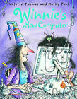 Winnie's New Computer by Valerie Thomas Paperback Book