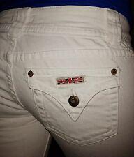 Hudson Jeans Boot Cut Stitch Flap Women's Sz 27