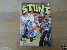 STUNT COMIC DUTCH NO 23,GOUDEN HELM, HARLEY-DAVIDSON