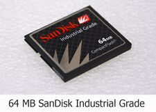 64MB SanDisk CompactFlash CF Memory Card SDCFB-64 Industrial Grade Wholesale