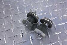 02 SUZUKI VL 800 INTRUDER SWING ARM SWINGARM PIVOT BOLTS W/BEARINGS PAIR VL800