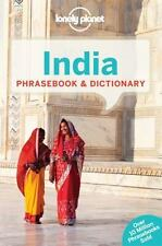 INDIA PHRASEBOOK AND DICTIONARY 2 by Lonely Planet Publications Staff (2014,...