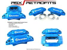 Acura RSX DC5, Civic, TSX TL-S Brembo Big Brake BBK Retrofit Conversion Kit