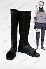 NARUTO   Hatake Kakashi   cosplay shoes boots Custom-Made  1390