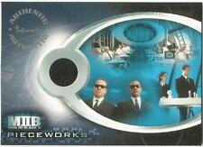 Men In Black 2 Pieceworks Costume Card PW1 MIB Agents Suit from Inkworks 2002
