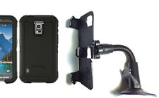 SlipGrip Car Mount For Samsung GALAXY S5 Active Using OtterBox Defender Case