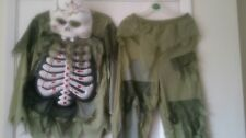 Childrens dressing skelleton age 9/10